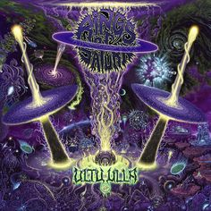 Rings of Saturn - Ultu Ulla (2017) - Technical Deathcore - Bay Area, CA