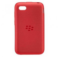 Blackberry Q5 Soft Shell Case - Pure Red Translucent Blackberry, Shells, Phone Cases, Pure Products, Red, Conch Shells, Seashells, Blackberries, Sea Shells