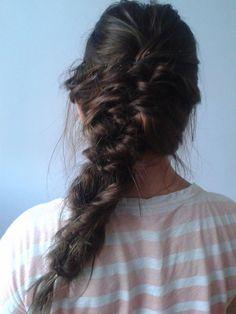 My hair