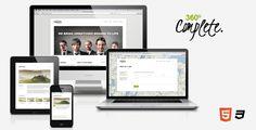 360°complete – Responsive Wordpress Theme - ThemeForest Item for Sale