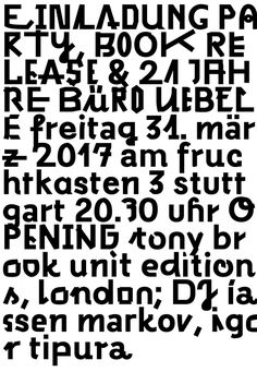büro uebele // news