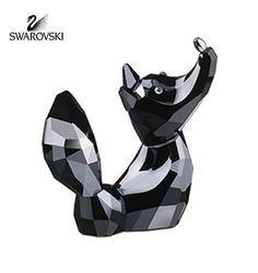 Swarovski Crystal Figurine The Fox Lovlot City Park MAX #1039544 New