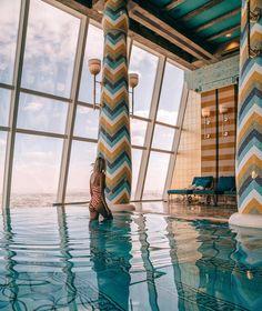 "78.7k Likes, 438 Comments - LAUREN BULLEN (@gypsea_lust) on Instagram: ""Day spas from on top of Dubai ✨✨ @visit.dubai #StaySunny"""