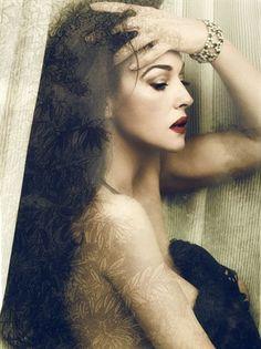 Monica Bellucci | May 2012 | Vanity Fair Italia Magazine
