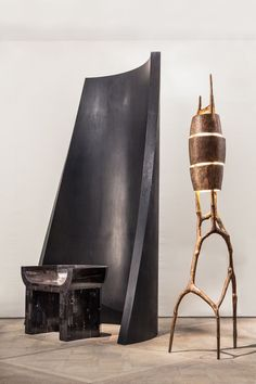 """An artist is not paid for his labor but for his vision"" - JAMES WHISTLER - (Sublime Genius: Rick Owens furniture)"