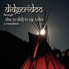 Var - Didgeridoo Through Indidjinus Tribe: A Compilation, Black