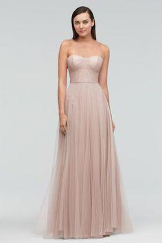 Watters Maids Dress Andi Style 9362 | Watters.com