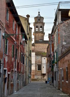 BluOscar: Calle del Prete zoto o Cortugola