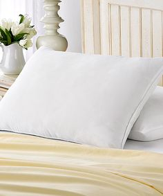 Love this 550-Fill Down Blend Pillow - Set of Two on #zulily! #zulilyfinds