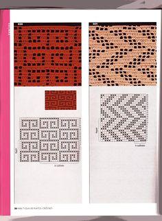 Para Ti Guia de Puntos Crochet 4 - mercheanais - Picasa Web Albums
