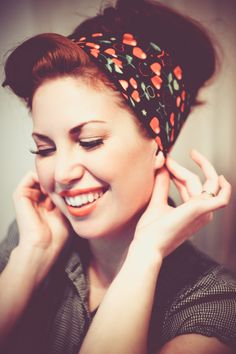 I think Rockabilly is a super awesome Style for girls to rock.