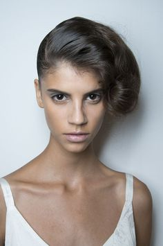 2014 Spring / Summer Hairstyles and Hair Trends - First Look - Fashion Trend Seeker