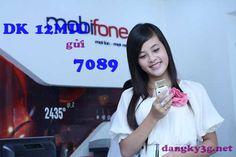 Đăng ký 3G Mobifone gói 12MIU