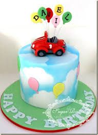 Image result for one year boy cake