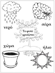 Use a graphic like this to guide a scientific inquiry: do plants really need all of these things? Have a control plant and then deprive plants of each of these to see whether these are needs and discuss why. CJ Source by azmun 1st Grade Science, Kindergarten Science, Preschool Curriculum, Science Classroom, Kindergarten Worksheets, Classroom Activities, Homeschooling, Science Worksheets, Science Lessons