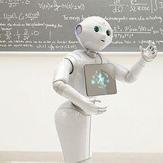 ROBOT EN SALON DE CLASES