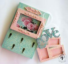 Love Promise, Mixed Media, Decorative Boxes, Design, Home Decor, Art, Art Background, Decoration Home, Room Decor
