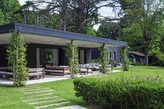 Foyers, Design Jardin, Beautiful Nature Scenes, Small Modern Home, Argentine, Outdoor Spaces, Outdoor Decor, Backyard Patio Designs, Modern House Design