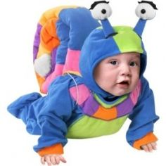 Cute baby Halloween costume