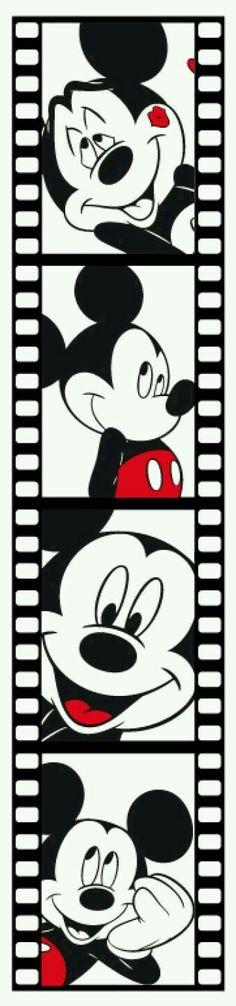 De Pelicula...con Mickey