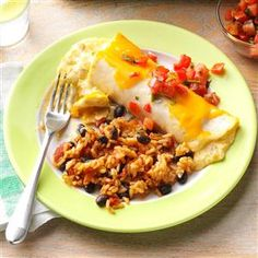 Easy Chicken Enchiladas Recipe -A must for any Mexican meal at my house, try these enchiladas as a main dish or include them as part of a buffet. —Cheryl Pomrenke, Coffeyville, Kansas