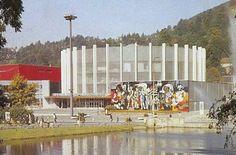 Stadthalle der Freundschaft   #suhl #thueringen #Thuringia