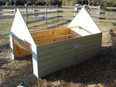 Gingerbread Duck House Plans PDF -