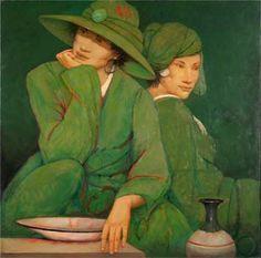 Goffredo Civitarese - GREEN LADIES