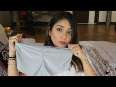 How to Hide Tummy Fat | Styling Tips for Girls - YouTube