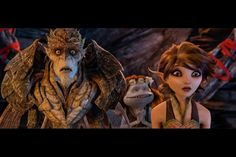 Our Thoughts On The New LucasFilm Movie #StrangeMagic! #StrangeMagicEvent