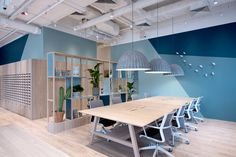 Corporate Office Design, Open Office Design, Cool Office Space, Corporate Interiors, Office Interior Design, Office Interiors, Workspace Design, Office Workspace, Architecture Office