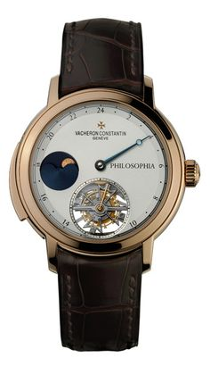 Only one hand... by Vacheron Constantin
