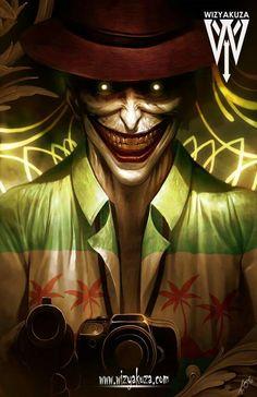 Joker by Wizyakuza