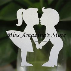 50pcs Bride and Groom Laser Cut Cup Wine Glass Card Name Place Escort Cards Wedding Bridal Shower Party Decorations Favors