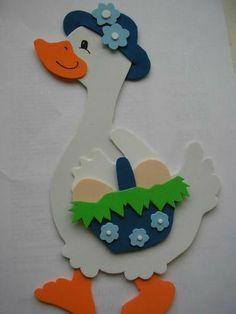 Óvodai Ötlettár - G-Portál Easter Crafts For Kids, Preschool Crafts, Easter Projects, Foam Crafts, Diy And Crafts, Circus Crafts, Basket Crafts, Paper Roll Crafts, Art N Craft