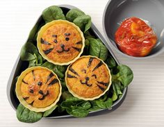 cute-food-tiger-muffins