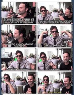 Truth by Andrew Lincoln