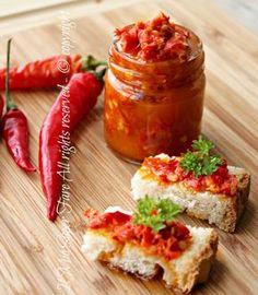 Preserve Fresh Herbs, Sriracha Recipes, Pesto Dip, Chili, Healthy Food Alternatives, Salsa Picante, Tapas, Romanian Food, Savoury Cake