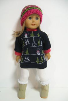 American girl doll clothes    Winter by 123MULBERRYSTREET on Etsy