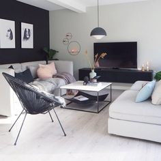 Chill out you deserve it . Home Decor Ideas Decorations DIY Home Make Over Furniture Decor Room, Living Room Decor, Home Decor Shops, New Living Room, House Goals, Dream Rooms, Home Decor Inspiration, Decor Ideas, Home Decor Styles