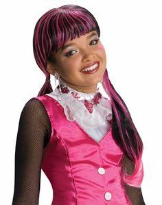 Monster High Costume Wigs - Everything HalloweenEverything Halloween