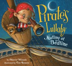 Marcie Wessels, author of 2015 picture book PIRATE'S LULLABY shares 6 tips for staying on track during the messy process of picture book revision.