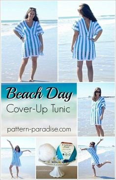 Free beach cover up crochet patterns beach covers free crochet celebratemomcal beach day cover up tunic crochet shrugscrochet blouse free dt1010fo