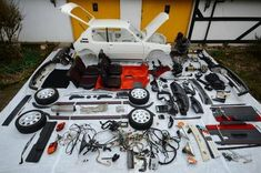 """""""Fellow friend has been whiling away the long nights with a spot of over-winter fettling. 309 Gti, 3 Car Garage Plans, Automobile, Peugeot 3008, Modified Cars, Rally Car, Automotive Design, Courses, Fast Cars"""