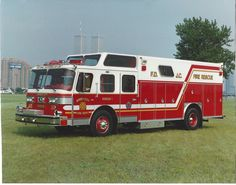 Jersey City Fire Dept Rescue 1 Heavy Rescue Squad I F O The Wtc Towers Pre 9 11 Fire Dept Jersey City Firefighter