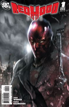 Red Hood   Review: Red Hood: The Lost Days #1 -