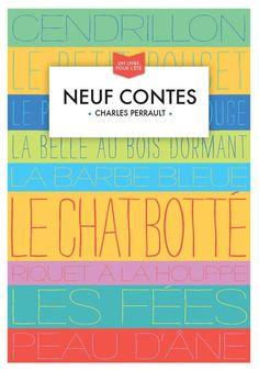 Charles Perrault – Neuf contes | À la française …