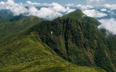 Vista do pico Caratuva, no Paraná (Foto: Zig Koch - Divulgação)