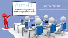 Best PHP Training in Noida | PHP Training Institute in Noida   You get certification on completion of the project, and also rewarded with an experience letter for industrial training on #PHP_language.   #php_training_institute #angularjs_training #java_training #dot_net_training #web_design #graphic_design #live_project_training   Call now - 0120-4712204   Email - hello@aim-it.org
