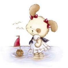 Little Sailor Dog - Petit Collection